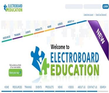 EE website 2